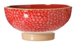 Red Lawn Salad Bowl