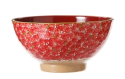 Red Lawn Vegetable Bowl