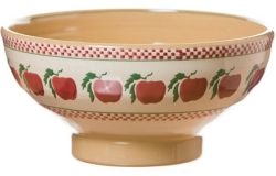 Apple Large Bowl