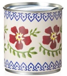 Old Rose Candle Tin