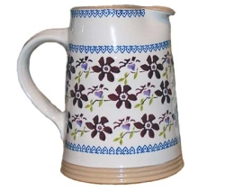 Clematis Medium Cylinder Jug Retired