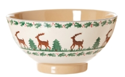 Reindeer Vegetable Bowl