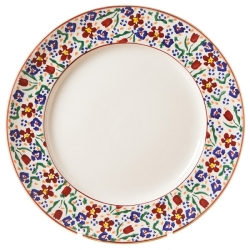 Wild Flower Meadow Dinner/Serving Plate