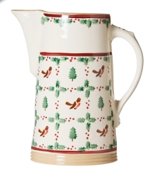 Winter Robin XL Jug