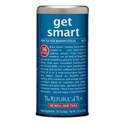 Herb Tea for Memory and Focus - Get Smart
