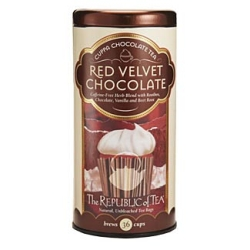 Red Velvet Chocolate Tea