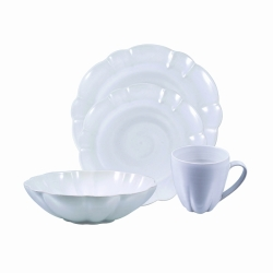 Hartland Scallop Pasta Bowl Placesetting- Save on Multiple Settings