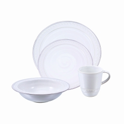 Hartland Wave Pasta Bowl Place Setting-Save on multiple settings