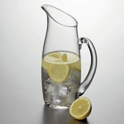 Addison Glass Pitcher