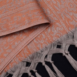 Ninfea Rustica Runner (or Shawl) Assorted Colors, 100% Linen - allow 2 week delivery