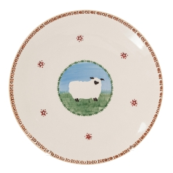Sheep Everyday Plate