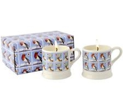 Snowstorm Mini Candle Mug Set RETIRED