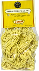 Lemon Stringozzi Pasta