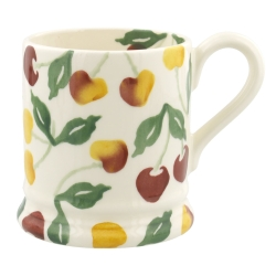 Summer Cherries 1/2 Pint Mug