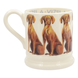 Vizsla Dog 1/2 Pint Mug
