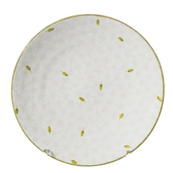 White Lawn Everyday Plate