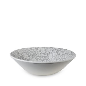 Dove Grey Calico Cereal Bowl 6.25inch