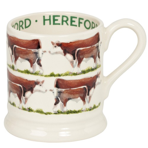 Hereford 1/2pt Mug-Retired