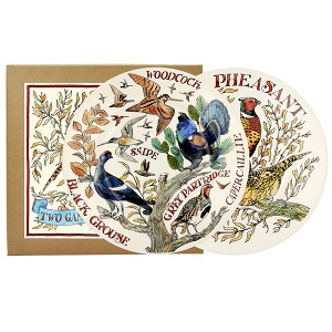Emma Bridgewater Game Birds Set/2 Plate