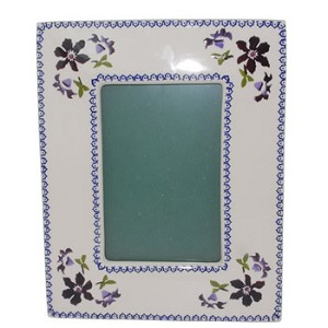 Clematis Picture Frame - RETIRED