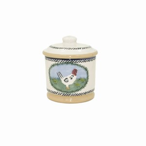 Hen Lidded Sugar Pot