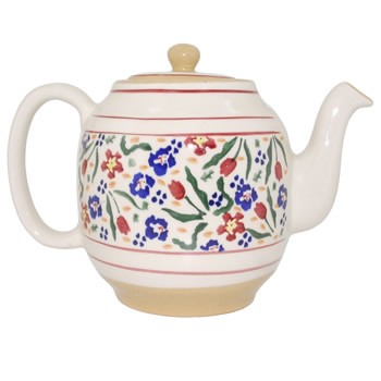 Wildflower Meadow Teapot