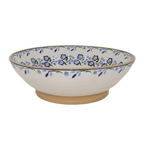 Forget Me Not Fruit Bowl