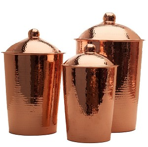 Sertodo Kitchen Canisters