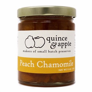 Peach and Chamomile Preserves