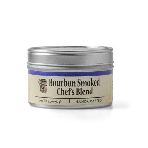 Bourbon Barrel Woodford Reserve Bourbon Smoked Chef Blend