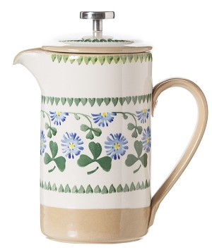 Clover Large Cafetiere Pot, French Press