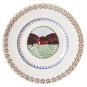 Farmhouse Lunch Plate