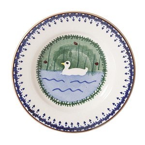 Duck Tiny Plate