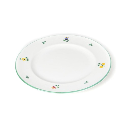 Alpine Flowers Gourmet Large Dinner/Charger 11.4""