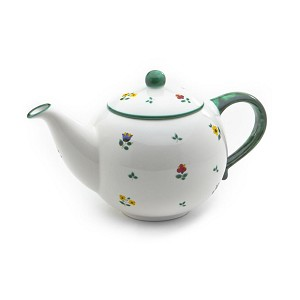 Alpine Flowers Teapot 50 oz