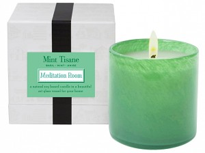 Mint Tisane (Meditation Room) Candle