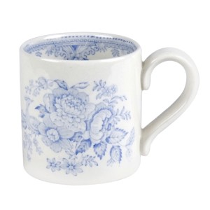 Blue Asiatic Pheasant Mug 1/2pt