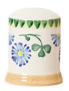 Clover Salt  and  Pepper Shakers