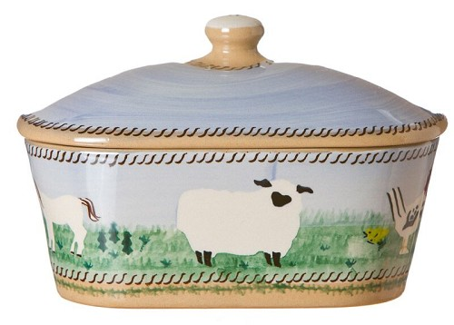 Landscape New Butterdish-reintroduced for Spring