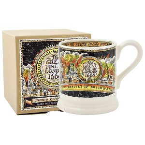 """Special"" Great Fire of London Mug"