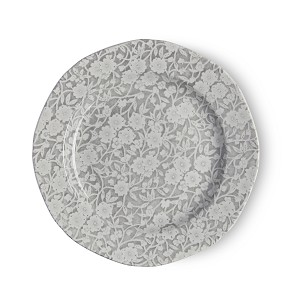 Dove Grey Calico Side Plate 7.5 inch