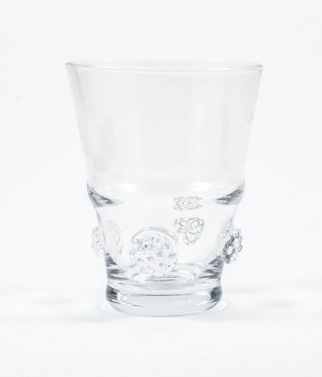 Medium Tumbler Clear Habsbourg Glass