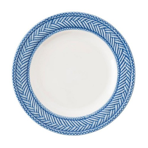 Le Panier White/Delft Side/Cocktail Plate