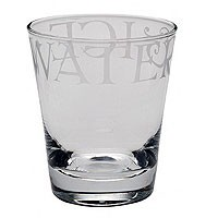 Bridgewater Glass Tumbler Retired-12 available