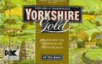 Yorkshire Gold Package 80 Teabags