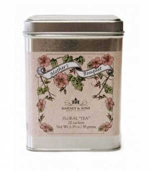 Mother's Bouquet Tea 20 Sachet in Tin