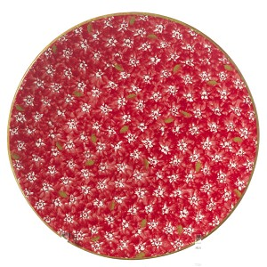 Red Lawn Everyday Plate