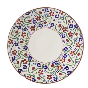 Wild Flower Meadow Everyday Plate