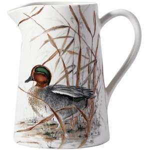 Gien Sologne Duck Pitcher