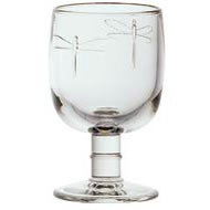 La Rochere Dragonfly Wine Goblet Set/6